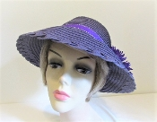 Primarily Purple Hat - Red Hatters Accessory